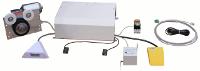 Automatyczny sterownik suwaka czołowego
