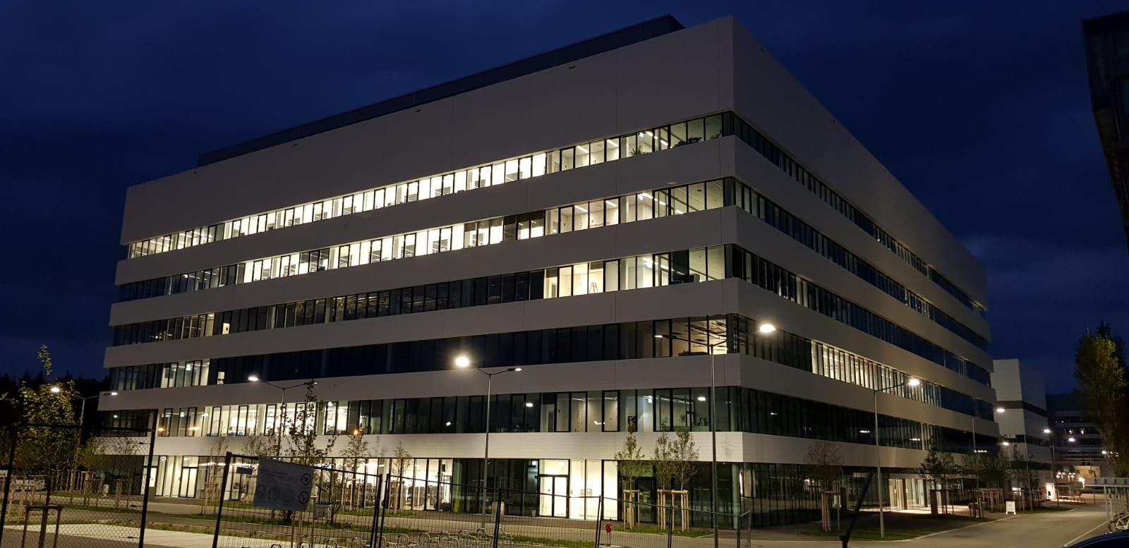 Roche Diagnostics GmbH, Penzberg | SCHAKO | Pure competence
