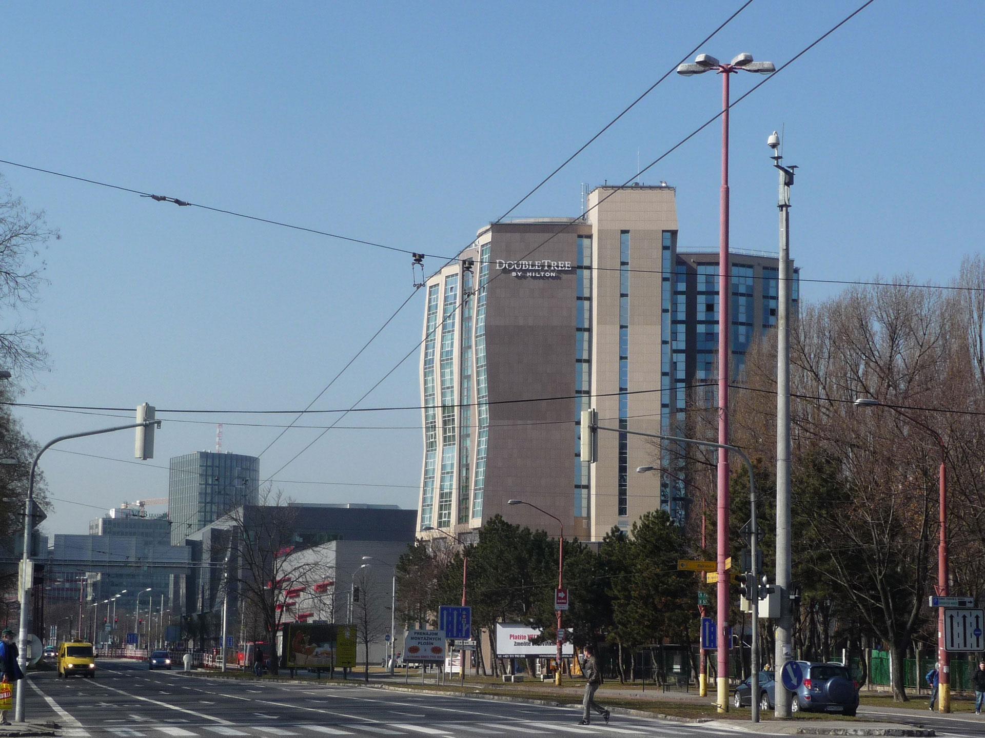 Wellneb Hotel Bratislava