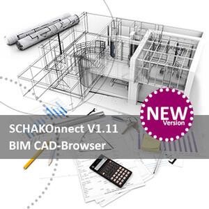 Przeglądarka CAD SCHAKOnnect