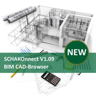 Navigateur CAD SCHAKOnnect