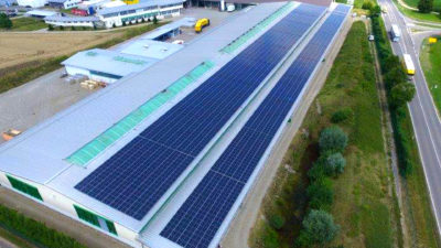 SCHAKO PV-Anlage in Messkirch