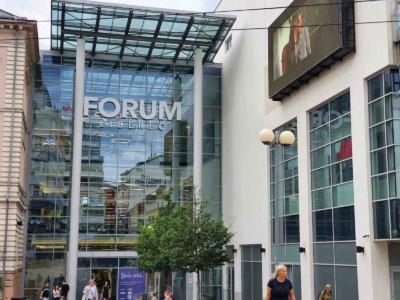 Forum, Liberec, aussen