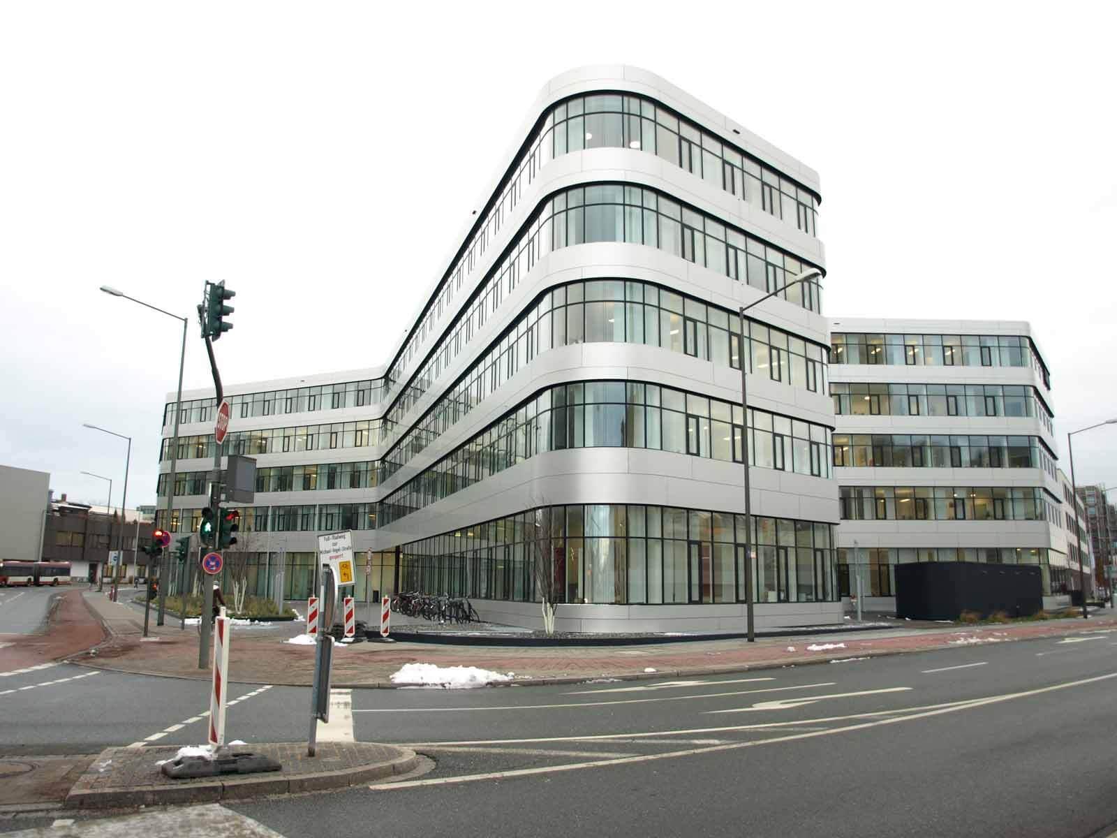 Landratsamt, Erlangen