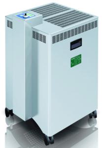 SCHAKO air purifier with HEPA filter