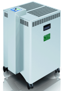 Purificateur d'air SCHAKO avec filtre HEPA