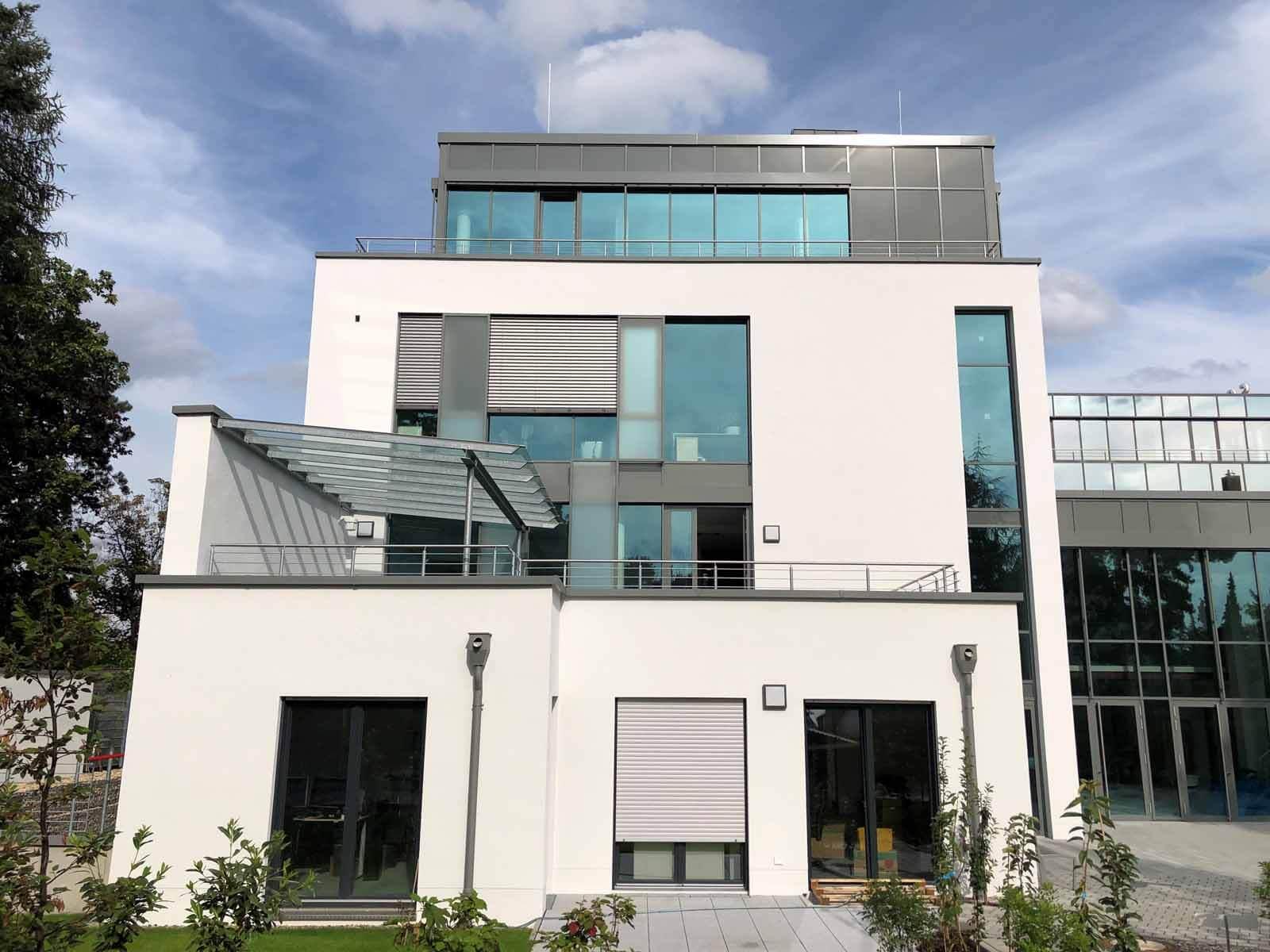 Schultheiß Wohnbau AG, Nürnberg_außen