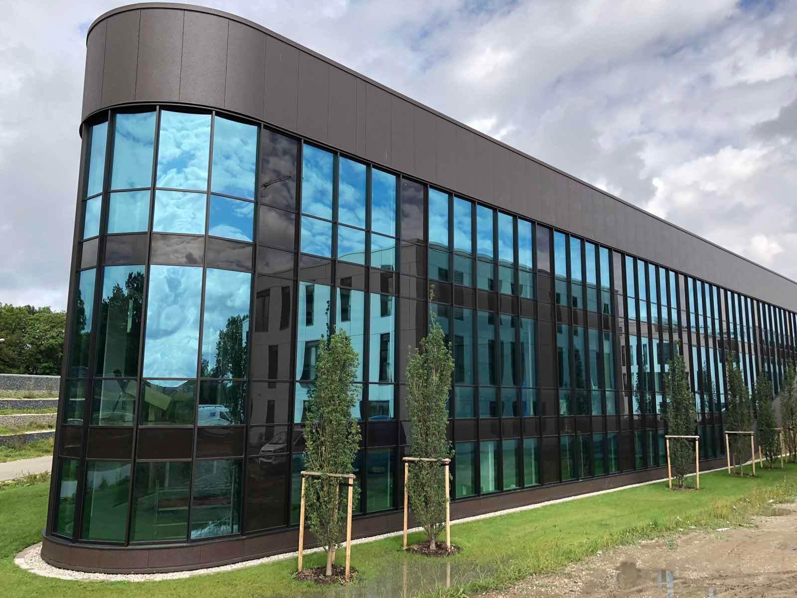 Sport Gesundheitszentrum Post SV, Augsburg_aussen