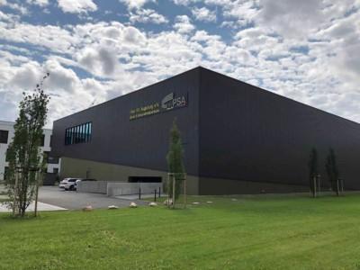 Sport Gesundheitszentrum Post SV, Augsburg_aussen_1