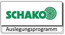 Button SCHAKO Auslegungsprogramm