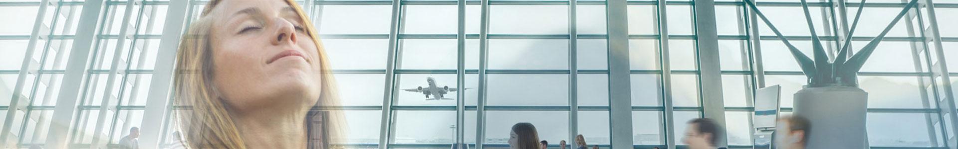 Keyvisual Flughafen SCHAKO